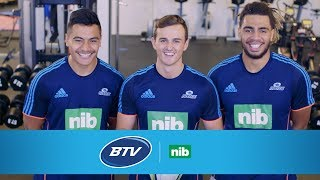 NZ U20 trio commit to the Blues