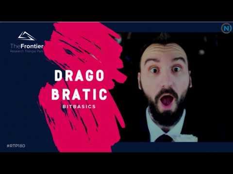 RTP180: Blockchain   Drago Bratic, Bit-Basics