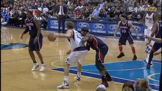|NBA五大標誌性獨活神技|