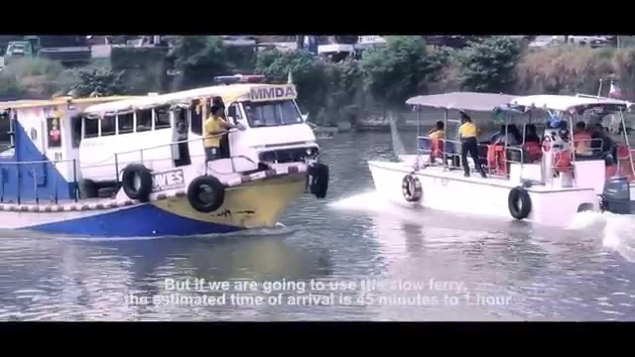 Pasig River Pasig River Ferry System