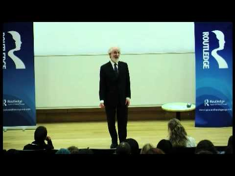 David Crystal - An Introduction to Language from Routledge Preview Clip 2
