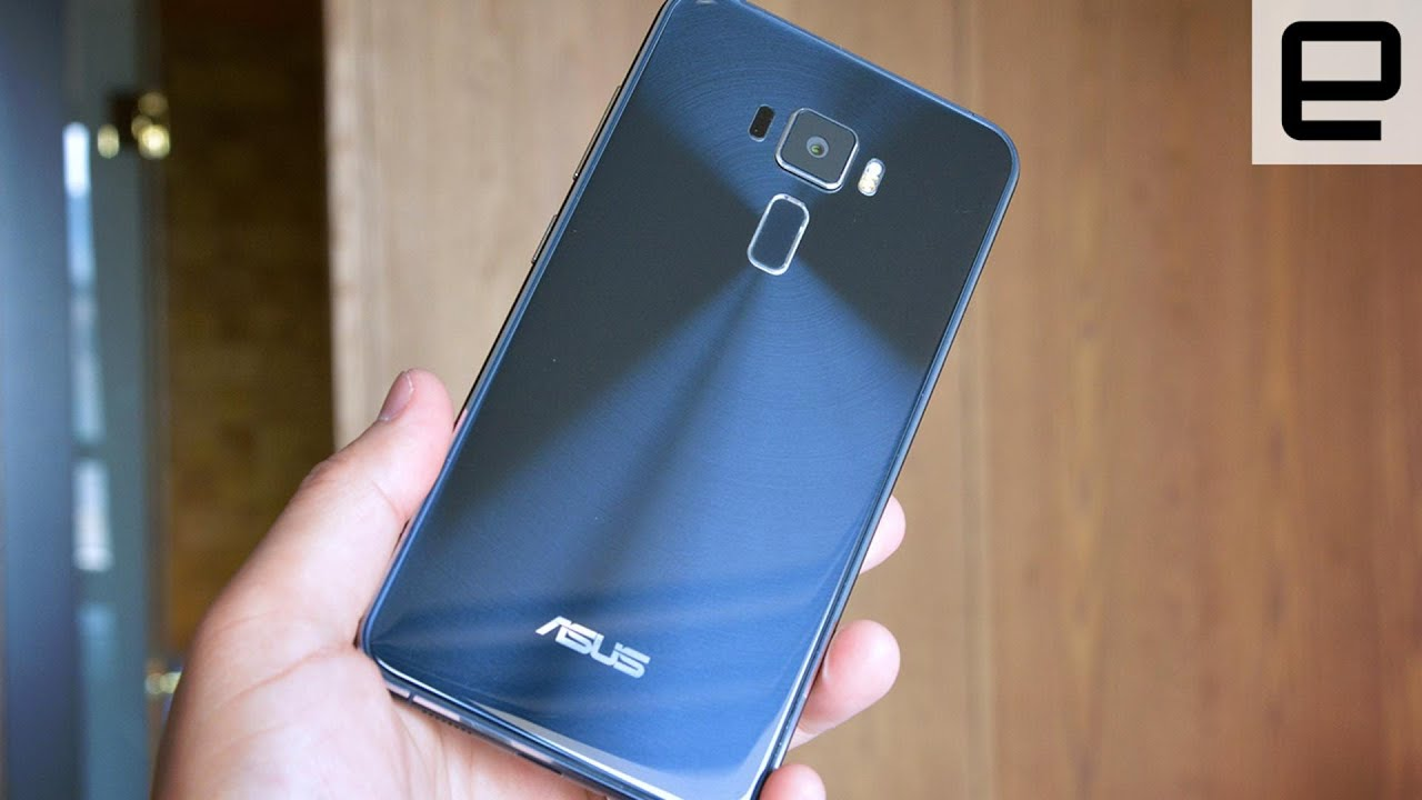 ASUS ZenFone 3 ZenFone 3 Deluxe And ZenFone 3 Ultra Hands