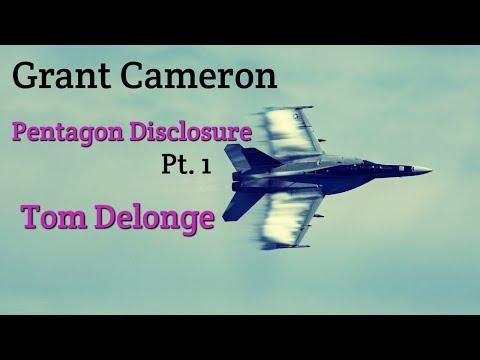 Tom Delonge Pentagon Disclosure Questions and Answers Grant Cameron Part 1