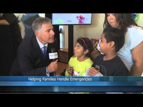 Helping Families Handle Emergencies with Sesame Street, Steve Adubato, One on One