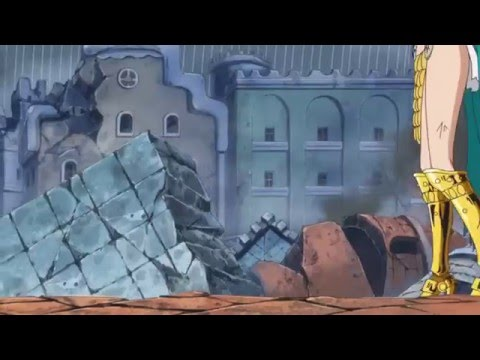 Luffy save Violet! [One Piece 732 ] Eng Sub