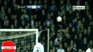 Kopenhag 0-2 Real Madrid Maçın Özeti 10 Aralık 2013