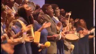 """McDonald's Choir Showcase 2015: :""""Can You Feel God Moving"""" Shady Grove UMC"""