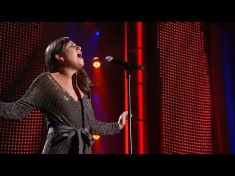 Lea Michele Glee  Singing My Man Live  Tribute To Barbra Streisand