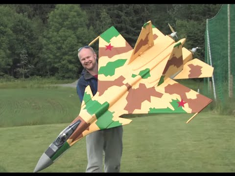Giant RC SU-37 Super flanker jet,FOURTH FIFTH SIXTH flight, Scratchbuilt Depron electric pusher prop