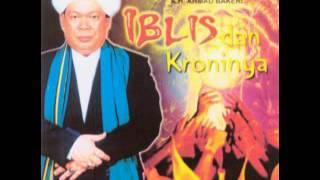 Ceramah Agama oleh Guru Ahmad Bakeri dengan Judul Iblis dan Kroninya