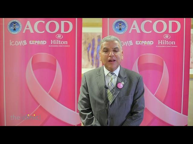 الأستاذ الدكتور يسري رستم يتحدث عن اهمية الكشف المبكر لسرطان الثدى