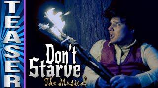 DON'T STARVE Teaser (plus Cuphead Sneak Peek!)