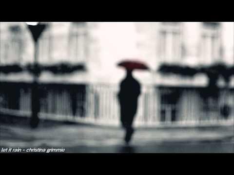 It Will Rain - Christina Grimmie w/ DL