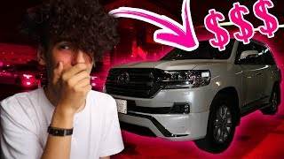 Bought My Father a Car and I'm only 16! (See His Reaction!)