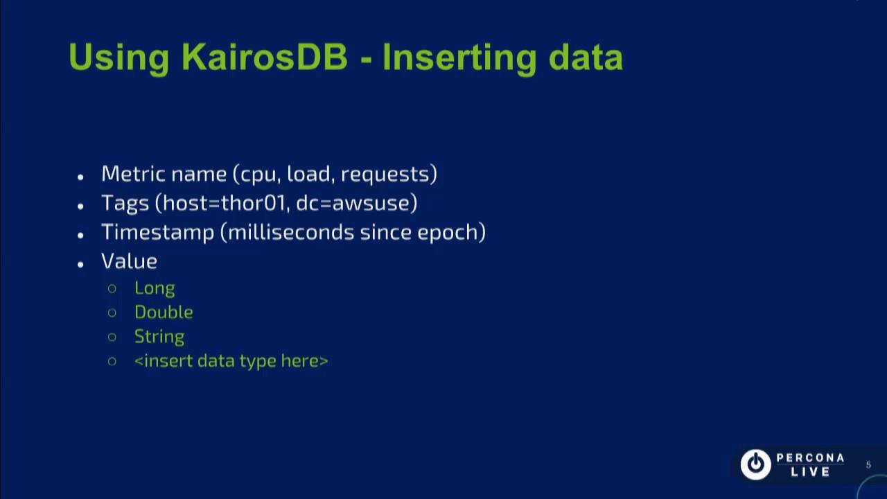 Inserting 1 million metrics per second into KairosDB