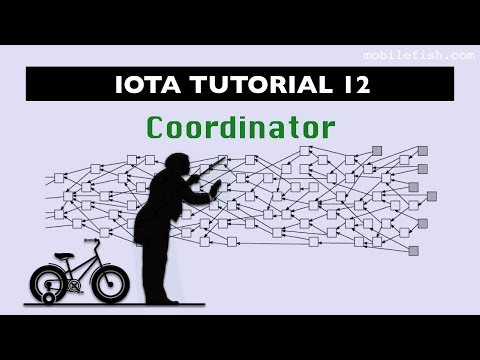 IOTA tutorial 12: Coordinator