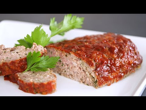 How to Avoid Dry, Crumbly Meatloaf- Kitchen Conundrums with Thomas Joseph