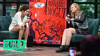 """Bella Thorne Speaks On Her Book, """"The Life of a Wannabe Mogul A Mental Disarray"""""""