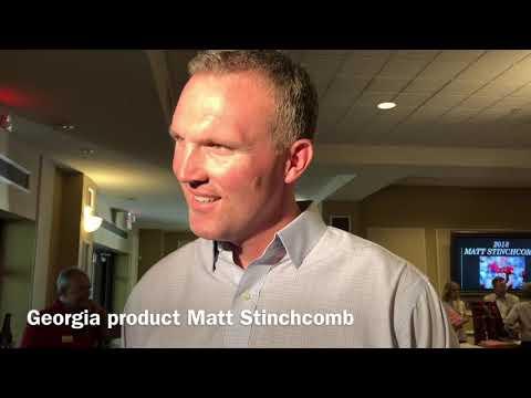 Matt Stinchcomb at Bulldog Club