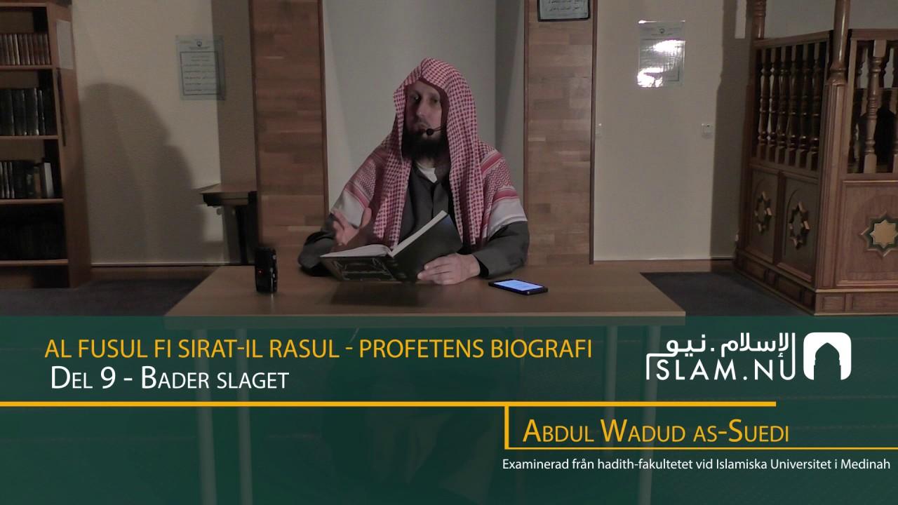 Profetens Biografi | salla Allahu 'alayhi wa sallam | Del 9