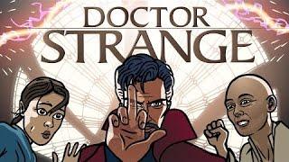 Doctor Strange Trailer Spoof-TOON SANDWICH REACTION!!