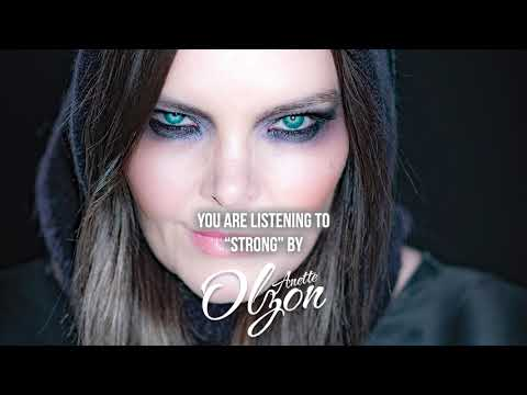 Anette Olzon – Strong