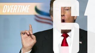Overtime #61 [Трамп, отмена Scalebound и концовка Horizon Zero Dawn (СПОЙЛЕРЫ!)]