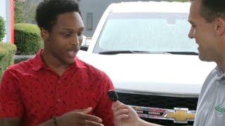 CEO Gives Car to Alabama Employee Who Walked 20 Miles to Work