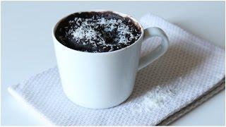 MUGCAKE CHOCOLAT - GLUTEN FREE | ENJOYCOOKING