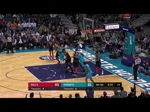 4th Quarter, One Box Video: Charlotte Hornets vs. Chicago Bulls