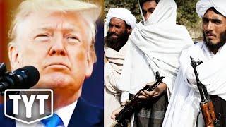 Trump Cancels Taliban Negotiations