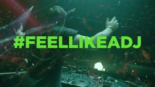 #FeelLikeADJ - Hardwell, Armin van Buuren e Nicky Romero