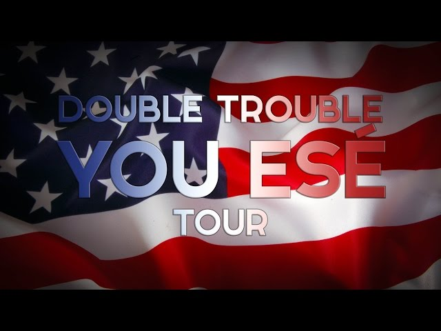 Double Trouble You Esé Comedy Tour