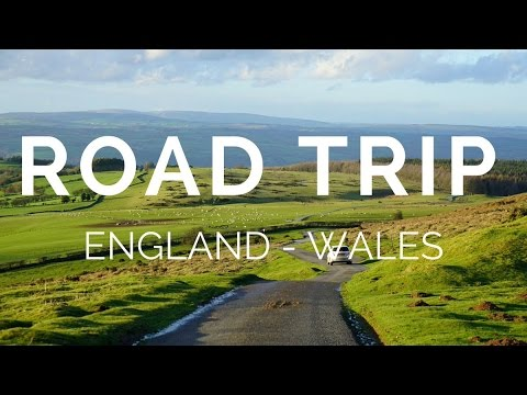 Road trip in England and Wales: what to do and see