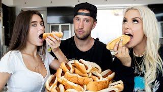 THE NIGHT SHIFT: tana vs. lana hot dog championships