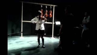 Malaysian violinist / Bazzini dance of the goblins / Italian violin making workshop in Malaysia