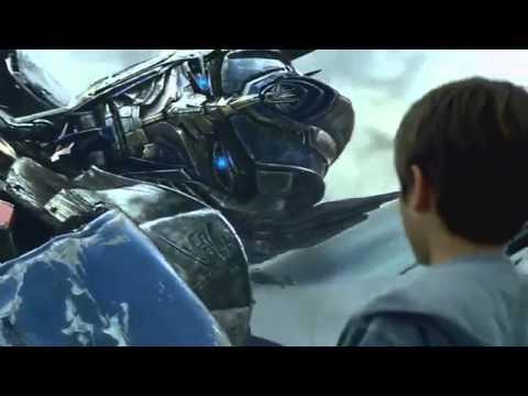 Transformers 4 optimus vs galvatron vs lockdown - YouTube