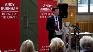 Andy Burnham - 17 August 2015