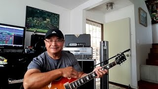 Karabao Luang Paw Koon Instrumental Jam by Ken - Happy Thai / Lao New Year 2017