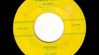 Sid Starr - For You