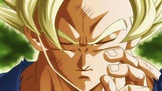 Goku's Last Hope After Moro