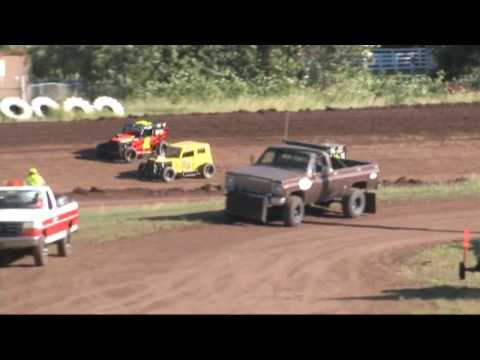 SODCA at Cottage grove speedway 6-8-19 Heat 2