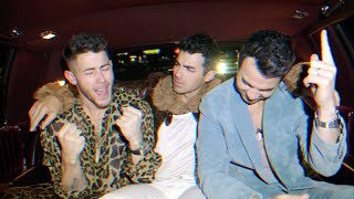 Jonas Brothers - What A Man Gotta Do Vegas Ride