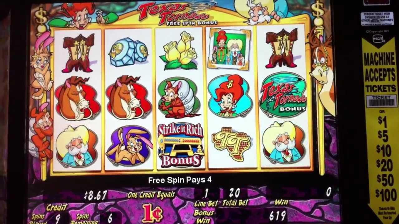 Texas Tea Slots - Mobile / Desktop Game - Free Online Slots