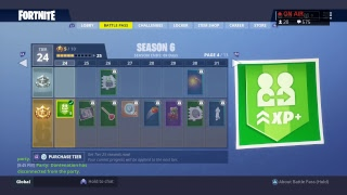 BATTLE PASS GIVEAWAY!!!! FORTNITE SEASON 6 LIVE STREAM!!! W/Dantenation