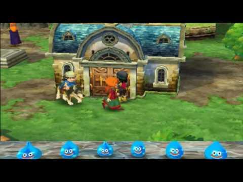 Dragon Quest VII - 65 - Building a Community