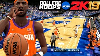 Ncaa College Basketball Video Game 2019! Mycareer Gameplay | Dominusiv