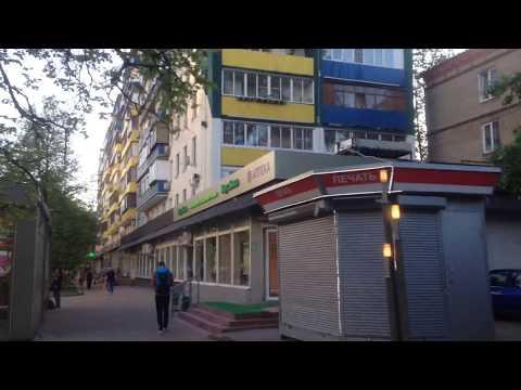 Улицы и проспекты в центре Химок