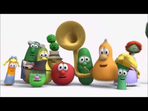 VeggieTales Theme Song Speed Up 1.25