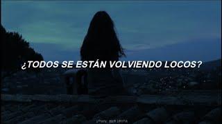 Simple Plan - Crazy (subtitulada al español)